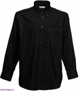 Košile Oxford s dlouhým rukávem - Výprodej