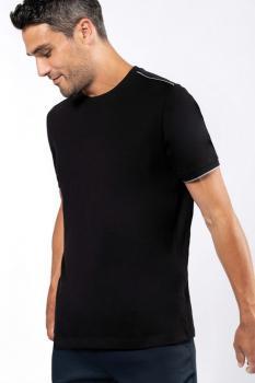 Pánské pracovní tričko krátký rukáv - zvětšit obrázek