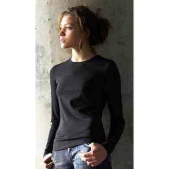 Dámské tričko dl.rukáv CARLA - Výprodej