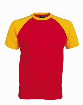 Pánské tričko BASE BALL - Výprodej