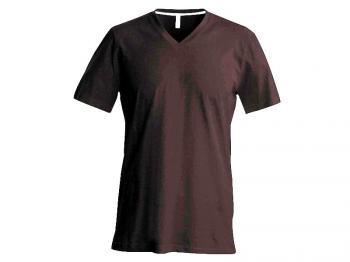 Pánské tričko kr.rukáv V-neck - Výprodej - zvětšit obrázek