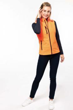 Dámská softshellová vesta - zvětšit obrázek