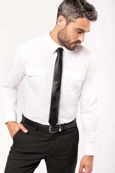 Pánská košile dl. rukáv Pilotka - zvětšit obrázek