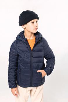 Dětská zimní bunda s kapucí Down Jacket - zvětšit obrázek