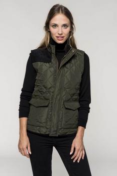 Dámská prošívaná vesta Quilted Bodywarmer - zvětšit obrázek