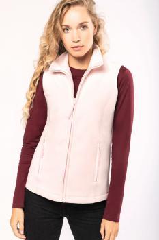 Dámská fleecová vesta MELODIE - zvětšit obrázek