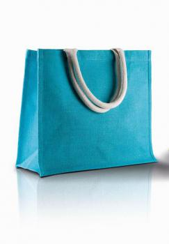 Plážová jutová taška