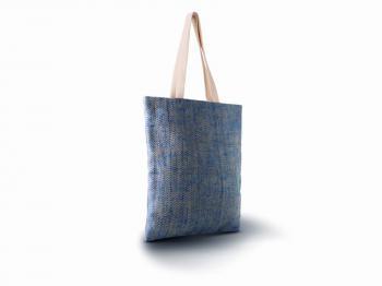 100  natural jutová taška