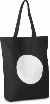 Nákupní taška s flitry Sequin
