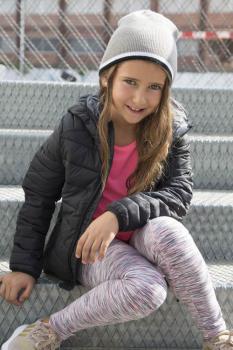 Dětská zimní čepice Beanie - zvětšit obrázek
