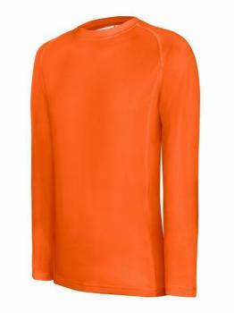 Dětské funkční triko pod dres - dl.rukáv - Výprodej - zvětšit obrázek