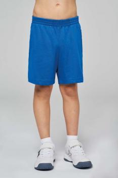 Dětské sportovní šortky Jersey - Výprodej - zvětšit obrázek
