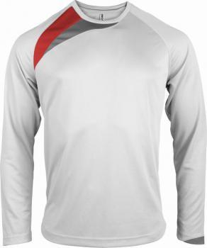 Pán. fotbalový dres - triko dl.rukáv - výprodej