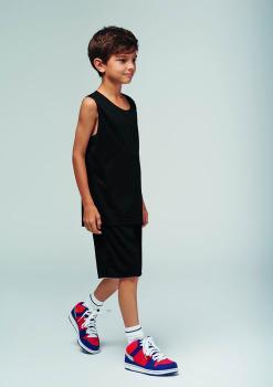 Dětský basketbalový dres oboustranný - Výprodej