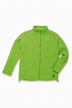 Pánská fleecová mikina Active - Výprodej