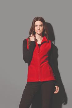 Dámská fleecová vesta Active - zvětšit obrázek