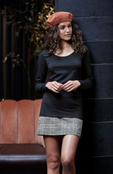 Dámské strečové tričko dl. rukáv Tee Extra Lenght - Výprodej - zvětšit obrázek