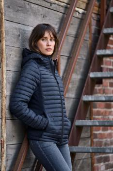 Dámská bunda Ladies Hooded Aspen Crossover - zvětšit obrázek