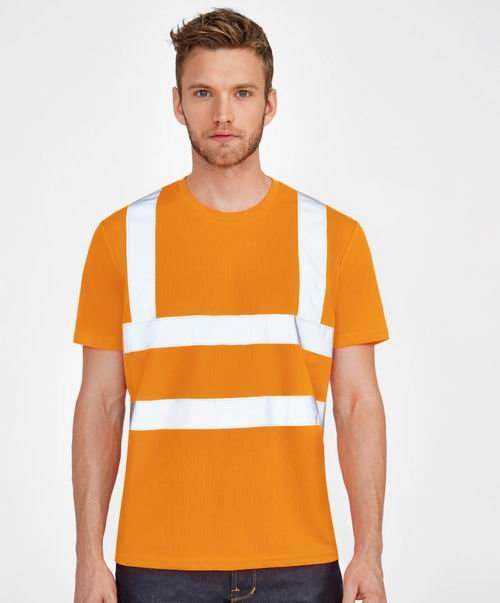 Tričko s reflexními pruhy - zvětšit obrázek