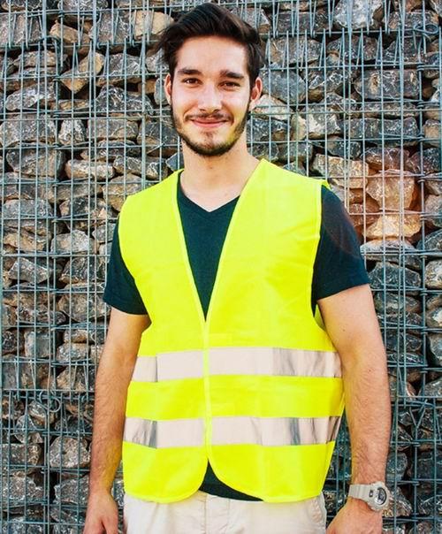 Reflexní vesta Uni Basic - zvětšit obrázek