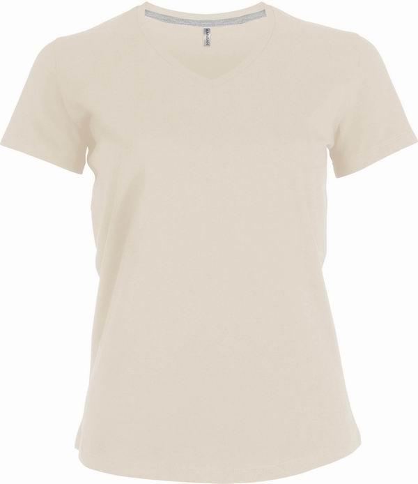 Dámské tričko kr.rukáv V-neck - Výprodej - zvětšit obrázek