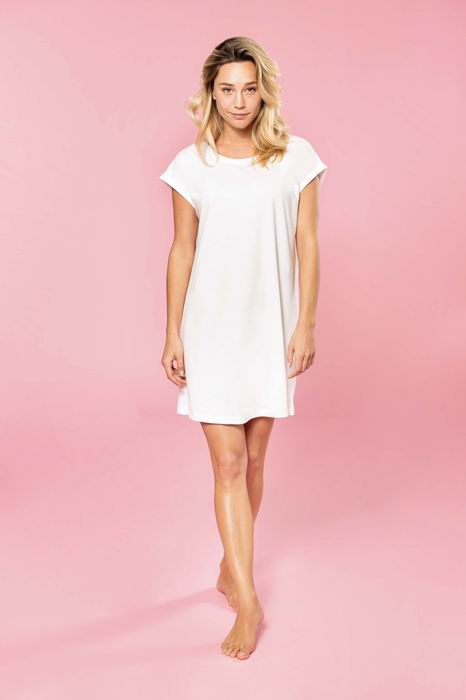 Dámské dlouhé tričko - šaty - zvětšit obrázek