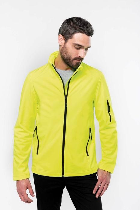 Pánská softshellová bunda - zvětšit obrázek