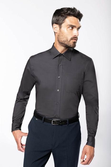 Pánská košile s dlouhým rukávem - zvětšit obrázek