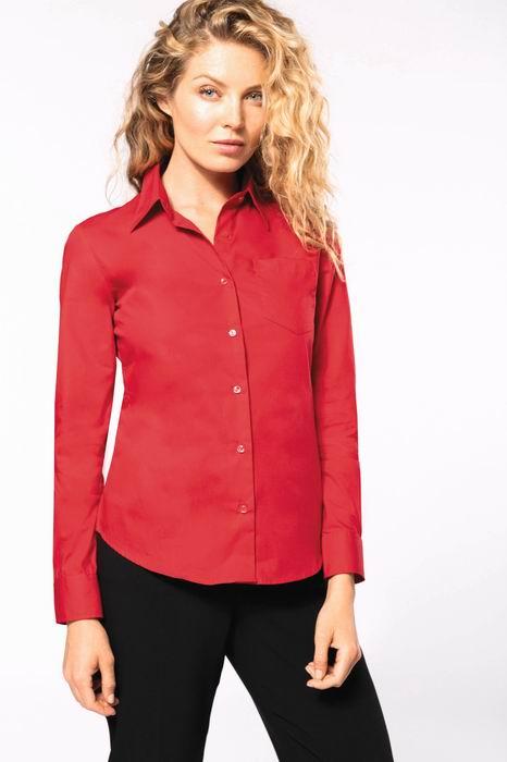 Dámská košile s dlouhým rukávem - zvětšit obrázek