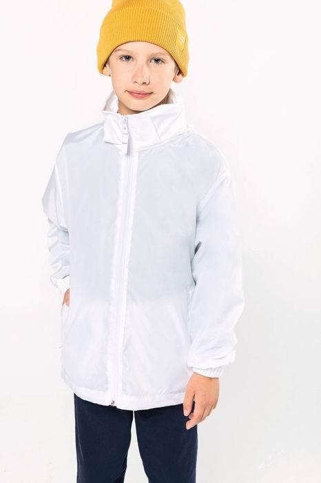 Dětská šusťáková bunda - zvětšit obrázek