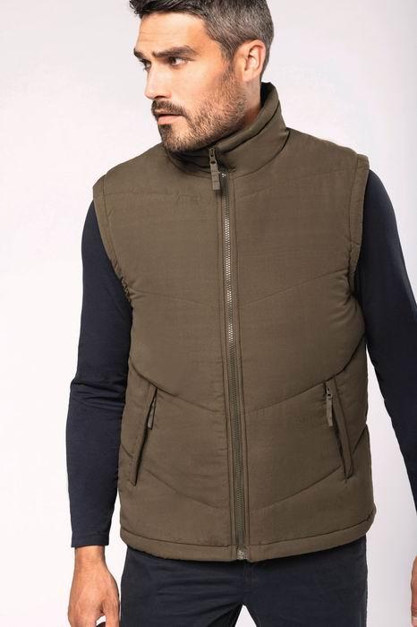 Pánská vesta Fleece Lined Bodywarmer - zvětšit obrázek