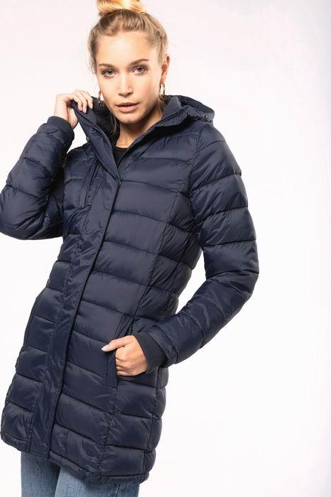 Dámská dlouhá zimní bunda - zvětšit obrázek