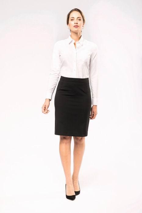 Úzká pouzdrová sukně - zvětšit obrázek