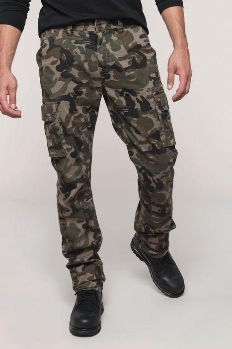 Pánské kapsáčové kalhoty - zvětšit obrázek