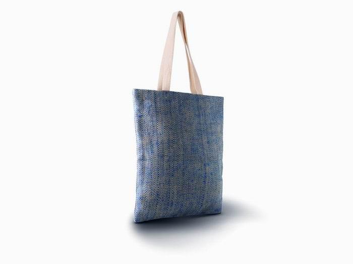 100  natural jutová taška - zvětšit obrázek