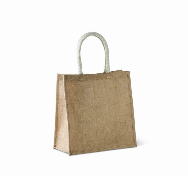 Jutová nákupní taška - velká - zvětšit obrázek