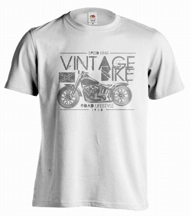 Pánské motorkářské tričko - zvětšit obrázek