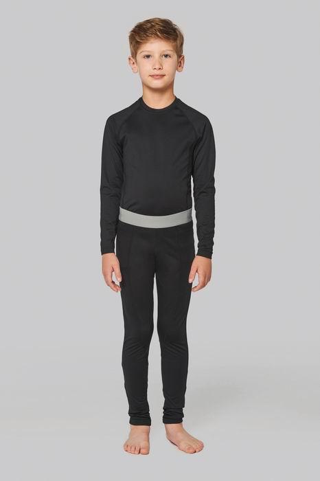 Dětské funkční triko pod dres - dl.rukáv - zvětšit obrázek