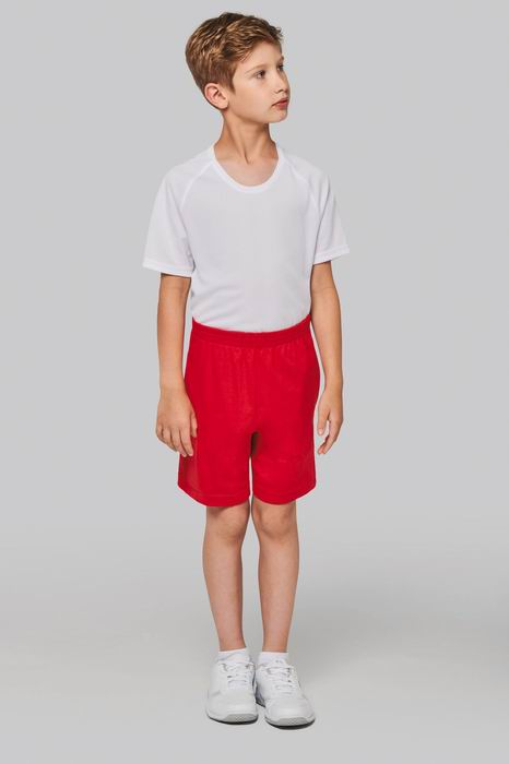 Dětské sportovní šortky Jersey - zvětšit obrázek