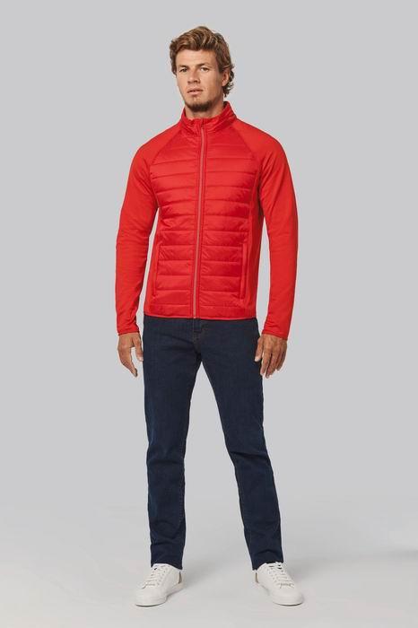 Pánská bunda na pohyb Dual fabric - zvětšit obrázek