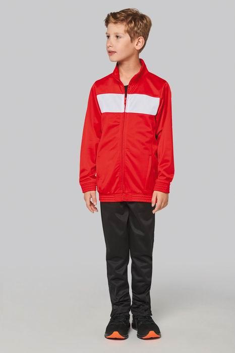 Dětská tepláková bunda - zvětšit obrázek