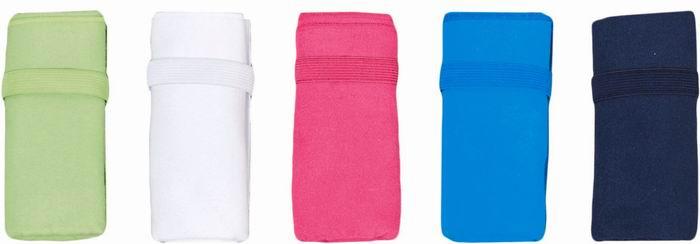 Jemný sportovní ručník z mikrovlákna 30x50 - zvětšit obrázek