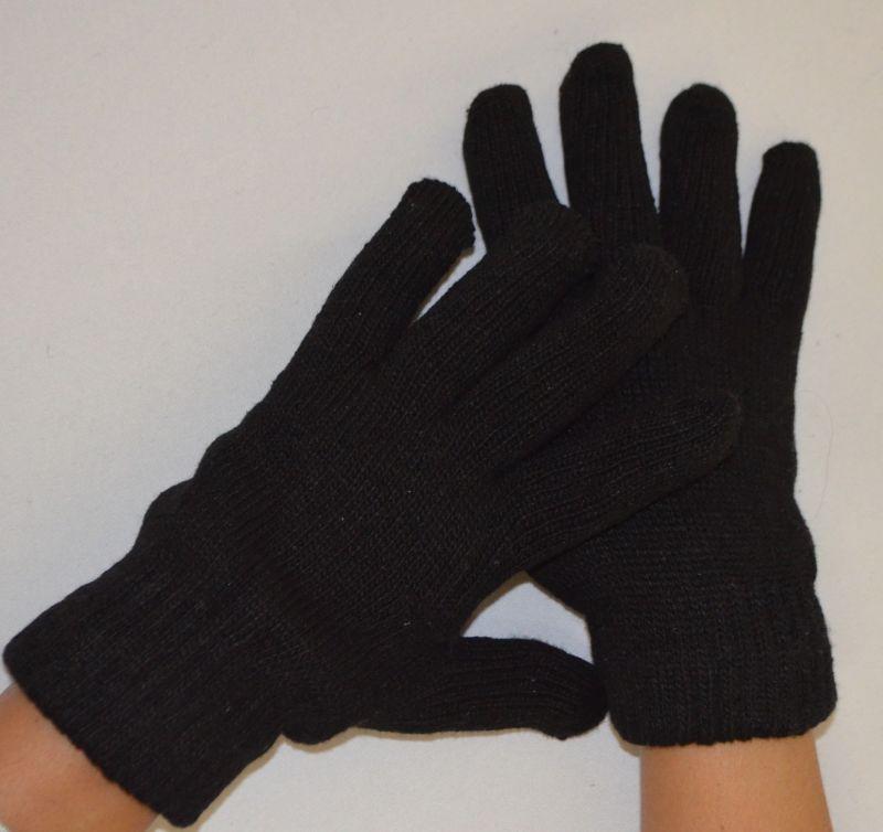 Teplé prstové rukavice - zvětšit obrázek