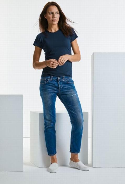 Dámské tričko melír HD Sublimation - zvětšit obrázek