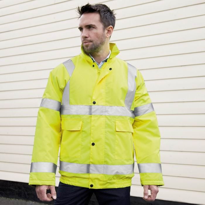 Reflexní zimní bunda CORE - zvětšit obrázek