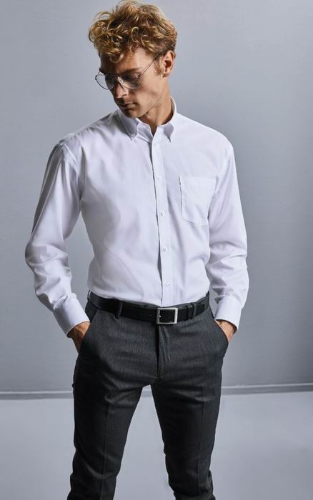 Pánská košile s dlouhými rukávy Ultimate v nežehlivé úpravě - zvětšit obrázek