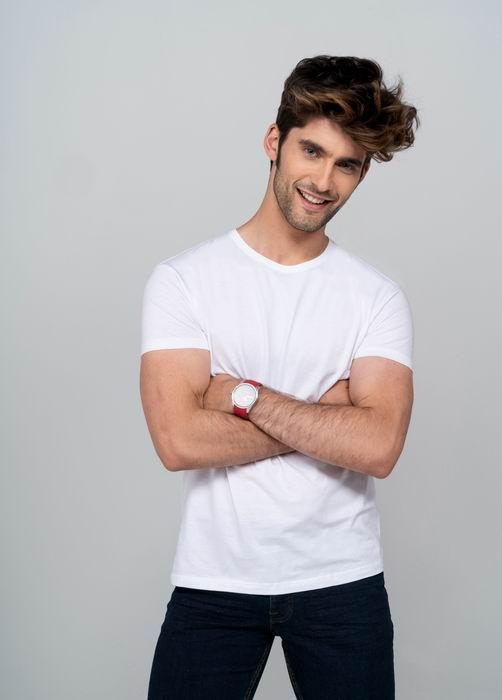 Pánské tričko na sublimaci - zvětšit obrázek