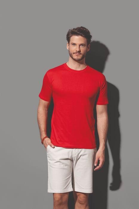 Pánské tričko Fitted - zvětšit obrázek