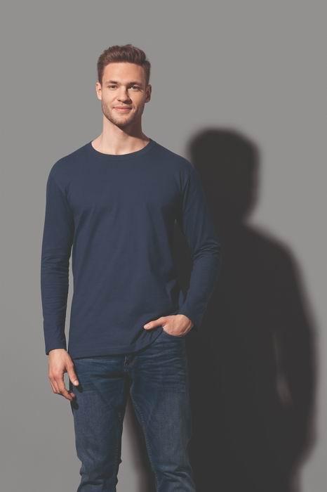 Pánské tričko Comfort-T dlouhý rukáv - zvětšit obrázek
