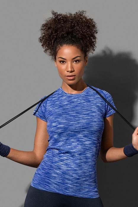 Dámské funkční tričko Active Seamless Raglan - zvětšit obrázek